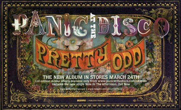 Panic at the disco album release date