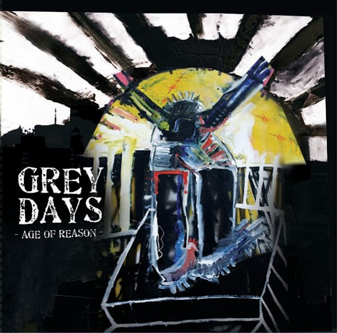 Grey Days - Age Of Reason EP (2010)