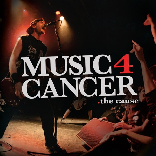 VA - Music 4 Cancer The Cure 2CD (2010)