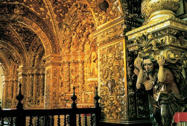 baroque architecture interior - photo #19