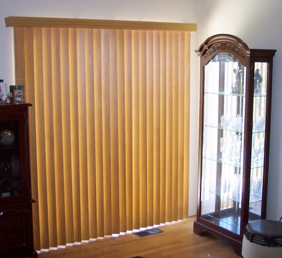 Sheer Vertical Blinds Vertical Blind Ideas For A Champion