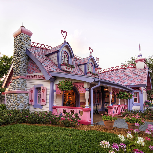 Isabella S Little Pink House