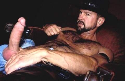 Cowboy big dick