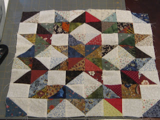 Old Fashioned Quilts Making A Buggy Wheels Quilt