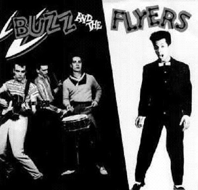 The Post Punk Progressive Pop Party: Buzz and The Flyers - Go Cat Wild