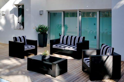 A melhor decora o home mobili rio de exterior - Mobiliario de exterior ...