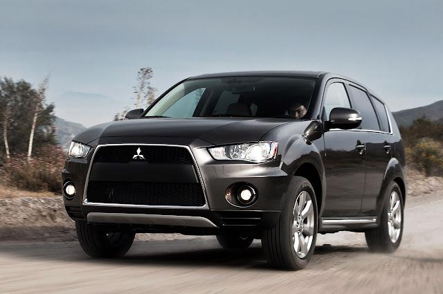 Mitsubishi Outlander: Nuevo motor diesel