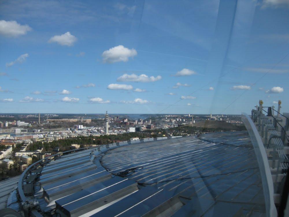 Stockholm: Sky View am Globen
