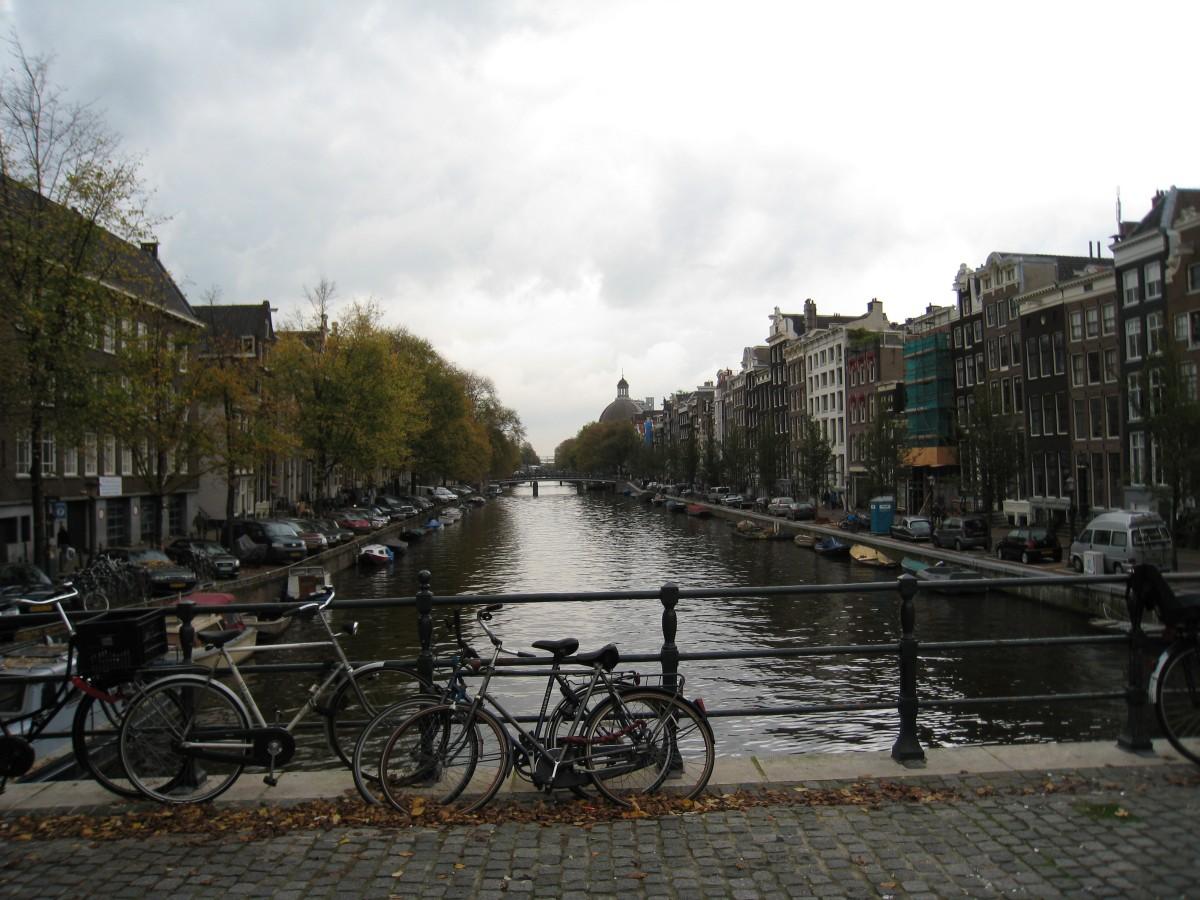 Amsterdam - Grachtengürtel