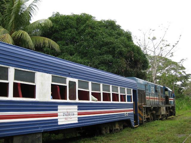 Alter Bananenzug, Costa Rica