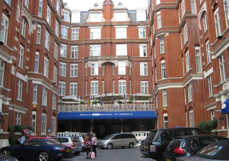 Hotel Jolly St. Ermin's, London