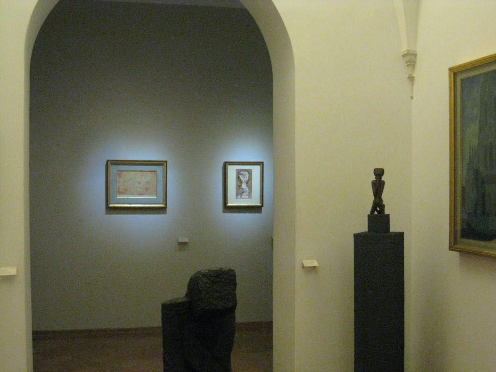 Moderne Kunst, Vatikanische Museen