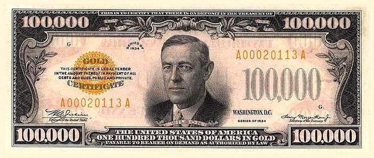 Kusinexyz 100 Dollar Bill Template