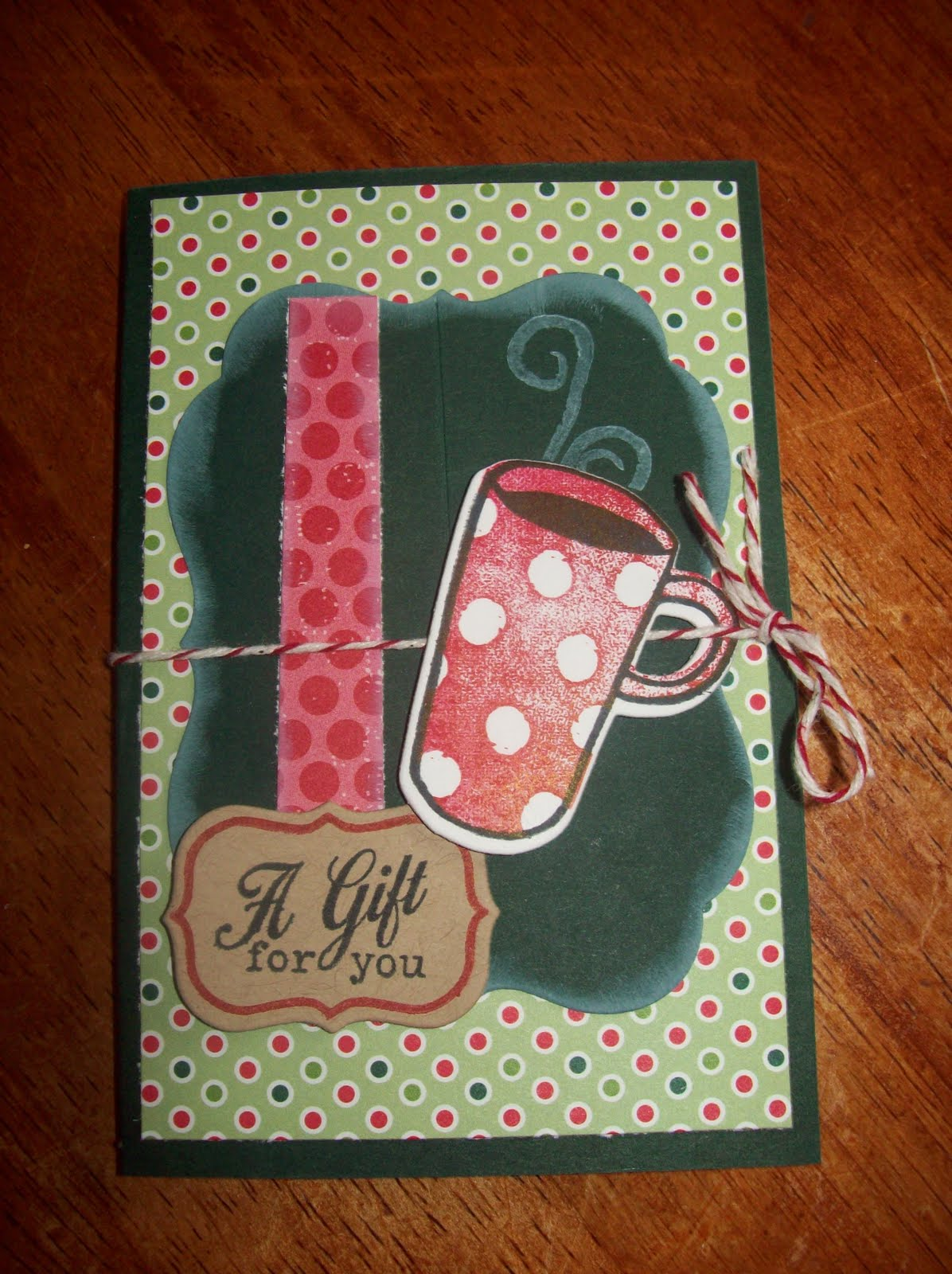 Pink Ink Originals: Homemade Gift Card Holders