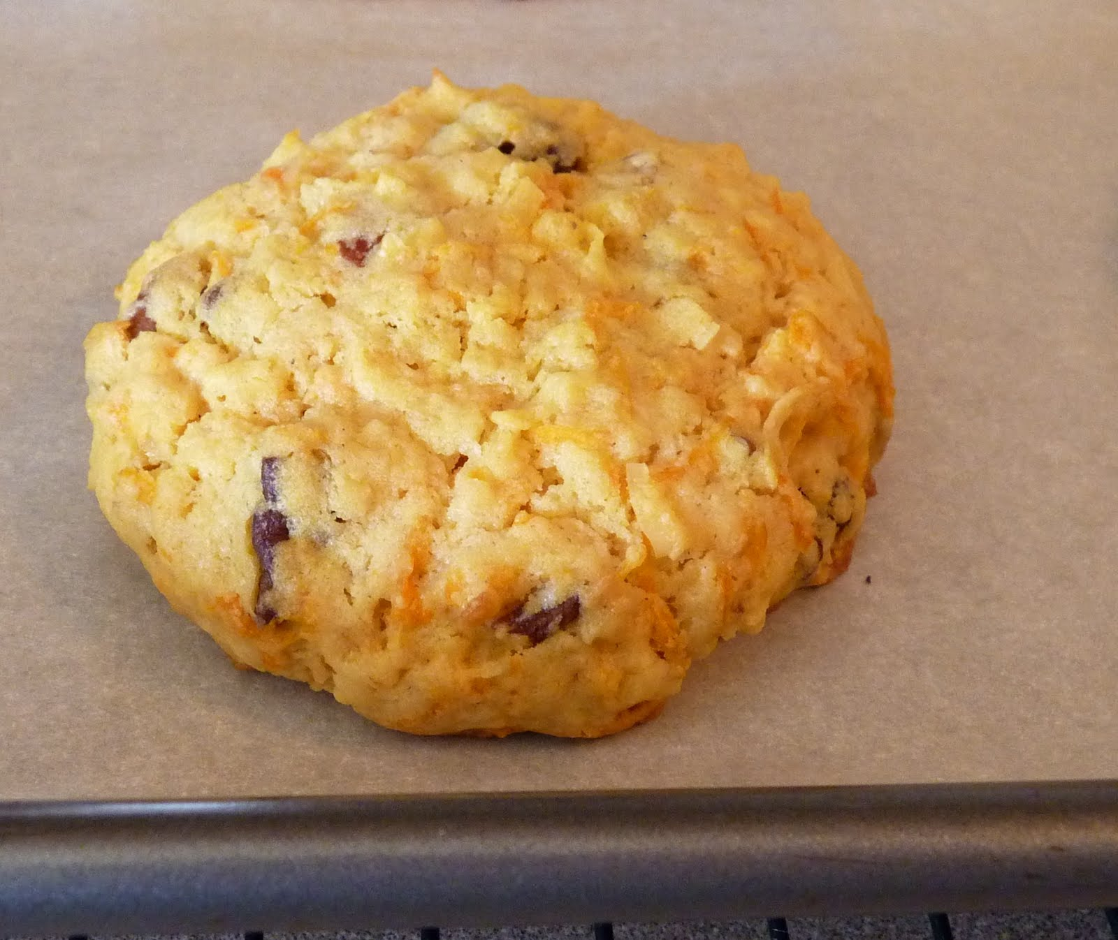 Carrot Cake Cookie With Cake Mix