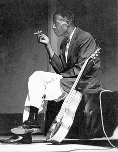 Legendary Blues Man Son House