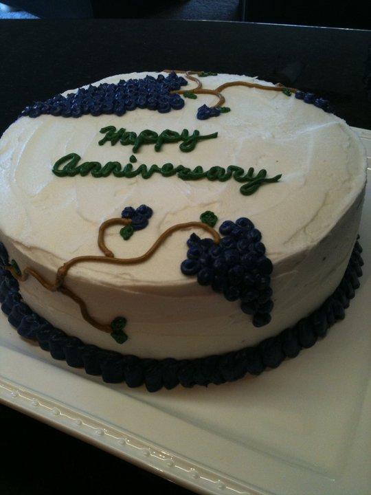 Hotcakes Mom And Dad S Anniversary Cake