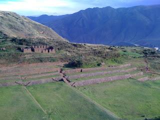 Tipón - Chrám vody, Peru