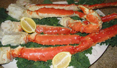 Points Of King Crab Legs 107