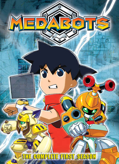 Medabots - Todas as Temporadas