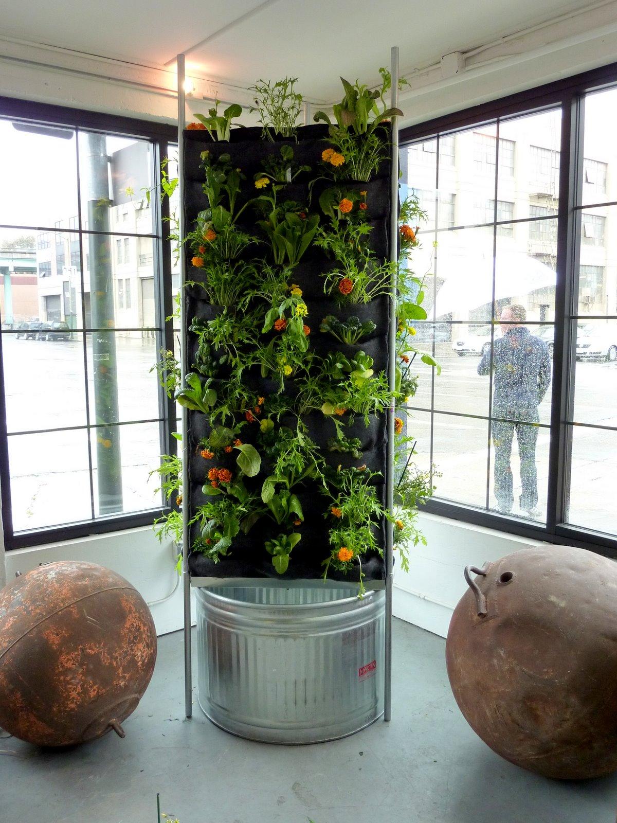 Do It Yourself Home Design: Tower Garden Aquaponics Details