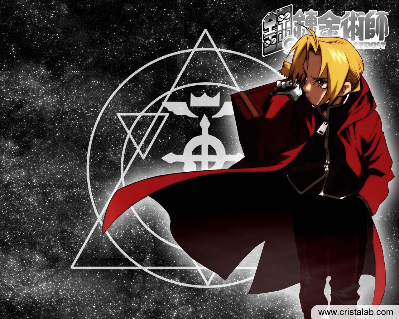 Edward Fullmetal Alchemist Wallpaper