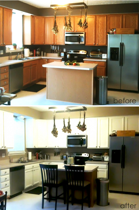 Bubby and Bean ::: Living Creatively: Morgan\'s Easy Kitchen ...