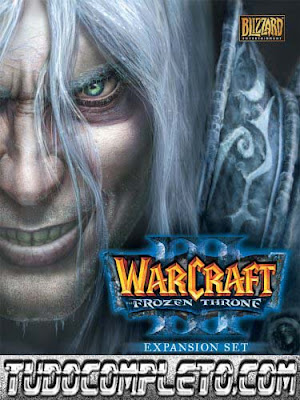 Warcraft III - Frozen Throne (PC) ISO Download Completo