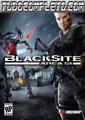 Blacksite: Area 51 (PC) ISO Download  Completo