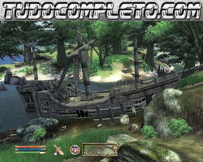 The Elder Scrolls IV Oblivion (PC) Download Completo