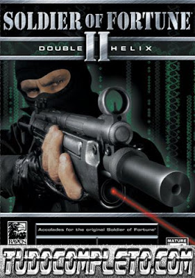 Soldier Of Fortune 2 Double Helix (PC) Rip 180MB Download