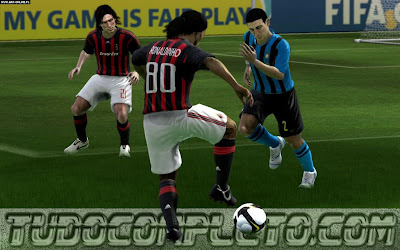 FIFA 2009 (PC Full) ISO + Crack Download Completo
