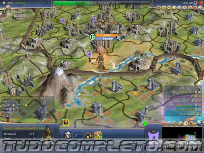 Civilization IV: Warlords (PC) Expansão Full ISO