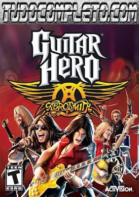 Guitar Hero 4 Aerosmith (PC) Full Rip