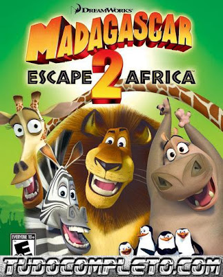 Madagascar Escape 2 Africa (PC) ISO Download