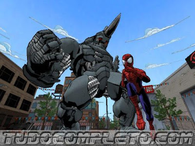 Ultimate Spider-Man (PC) Full