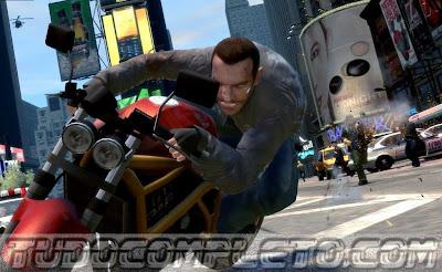 Grand Theft Auto IV (PC) ISO