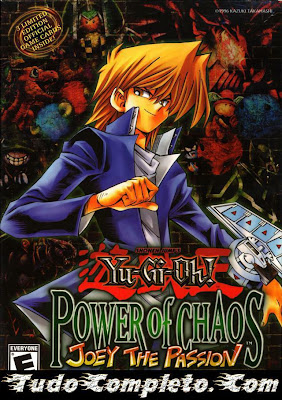 Yu-Gi-Oh! Power Of Chaos: Joey The Passion (PC) ISO