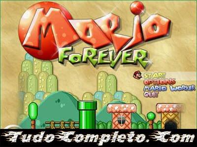 Super Mario Forever 4.0 (PC)