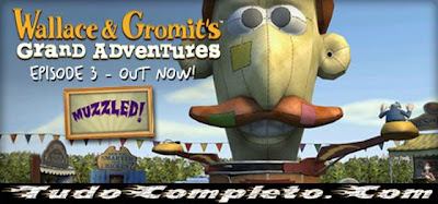 Wallace & Gromit's Grand Adventures Episode 3: Muzzled!