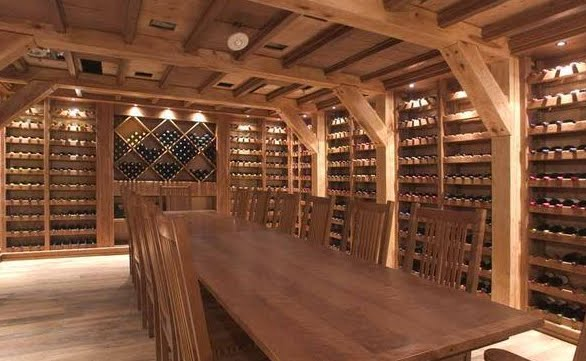 Blog del sommelier logo aval como hacer una cava en casa - Cavas de vinos para casa ...