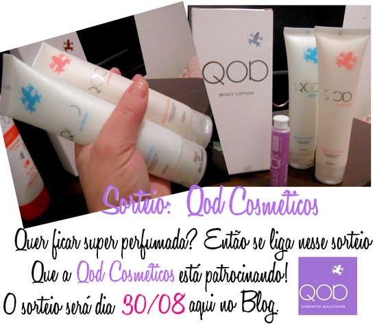 Desodorante corporal Qod Poésie Body Lotion