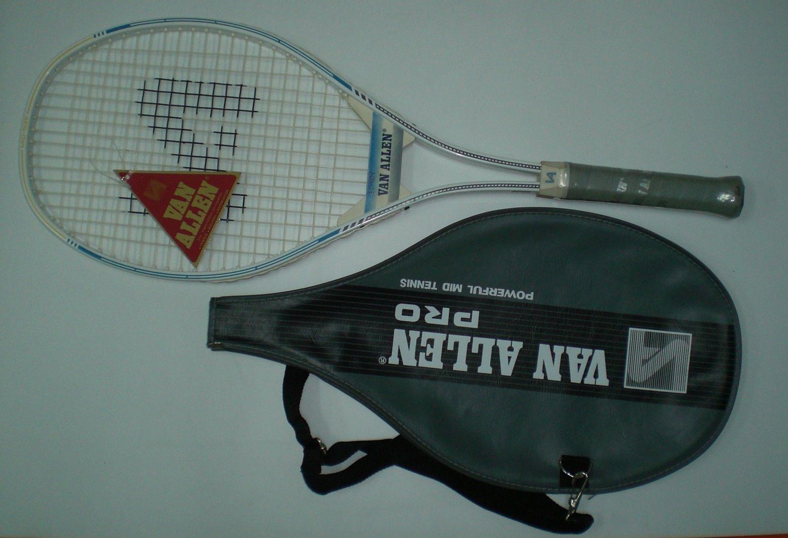 86910457526088 Artículos deportivos de los años 80  Raquetas de tenis