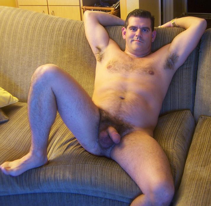Naked gay 30s