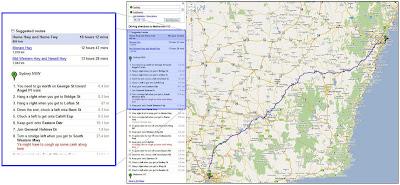 Google Maps OCCA