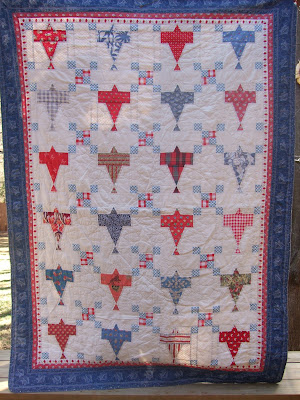 O Quilts Eamon S Airplane Quilt