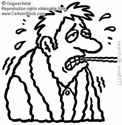 Hyperthermia Symptoms