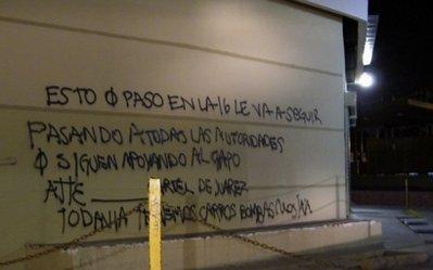Quotes: 'We Still Have Car Bombs (expletive) ha ha', Juarez