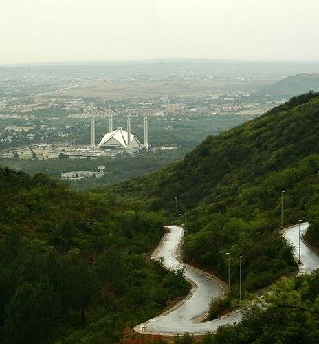 New City Islamabad: Life In Pakistan: Islamabad