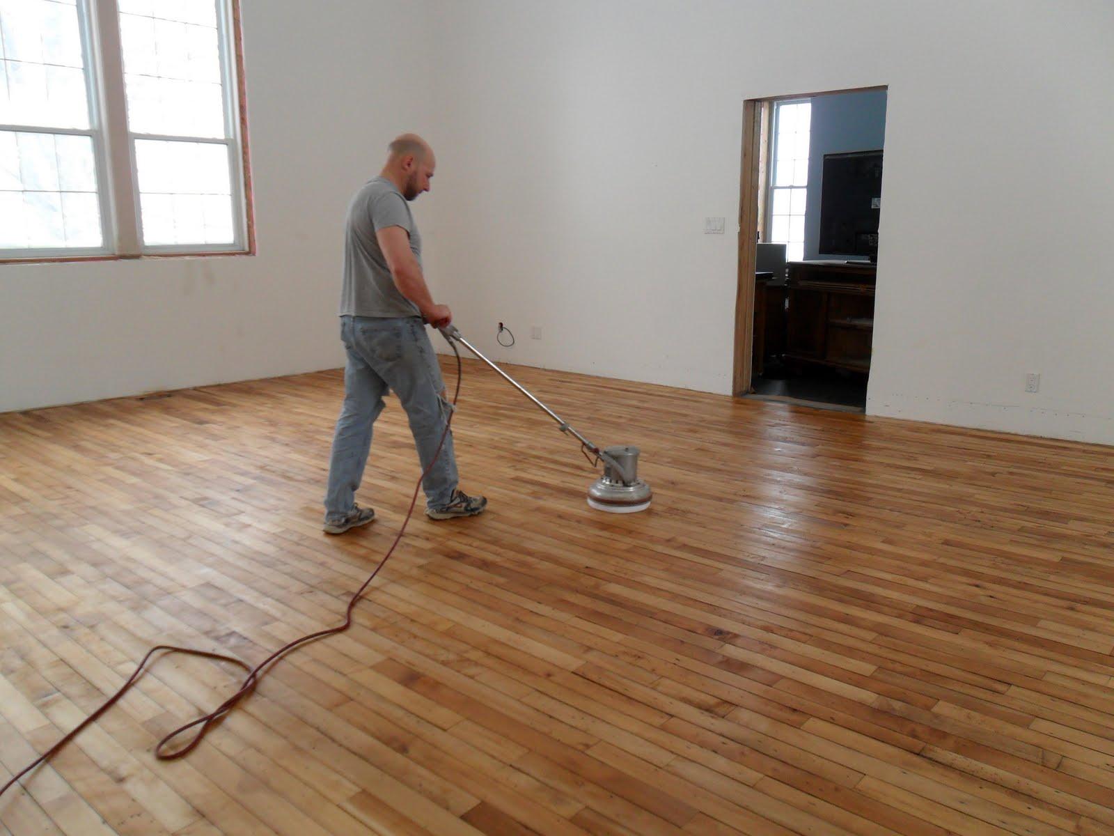 Hardwood Floor Buffer Flooring Ideas Home